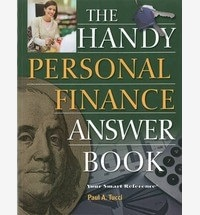 Handy Personal Finance Answer Book
